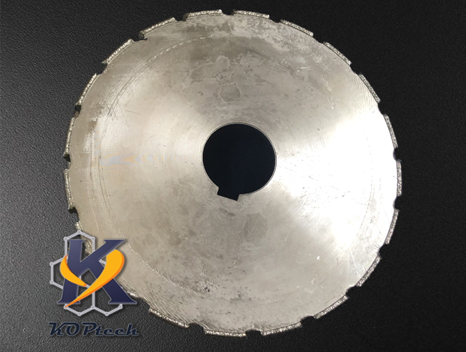 [Diamond Plated] Saw Blades for FRP pipe Slitting