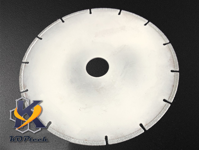 [Diamond Plated] Ultra-thin Cutting Blades for FRP pipe Slitting